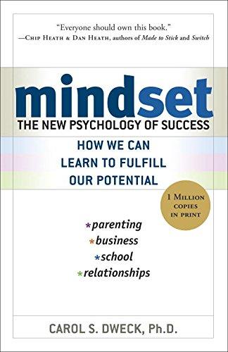 Mindset - The New Psychology of Success - Carol Dweck